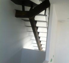 Escalier rdc/étage