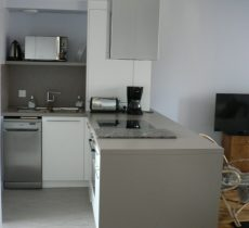 Cuisinette appartement 2pp